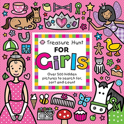 Treasure Hunt for Girls By Surry, Emma/ Edwards, Hermione (ART)